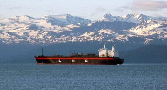 LNG Tanker, Natural Gas Regulation, DOE/FE