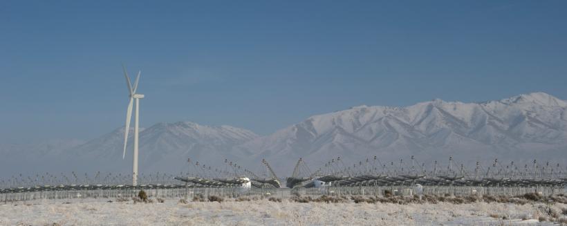 Microgrid testing at Idaho National Laboratory