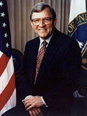 Secretary James B. Edwards