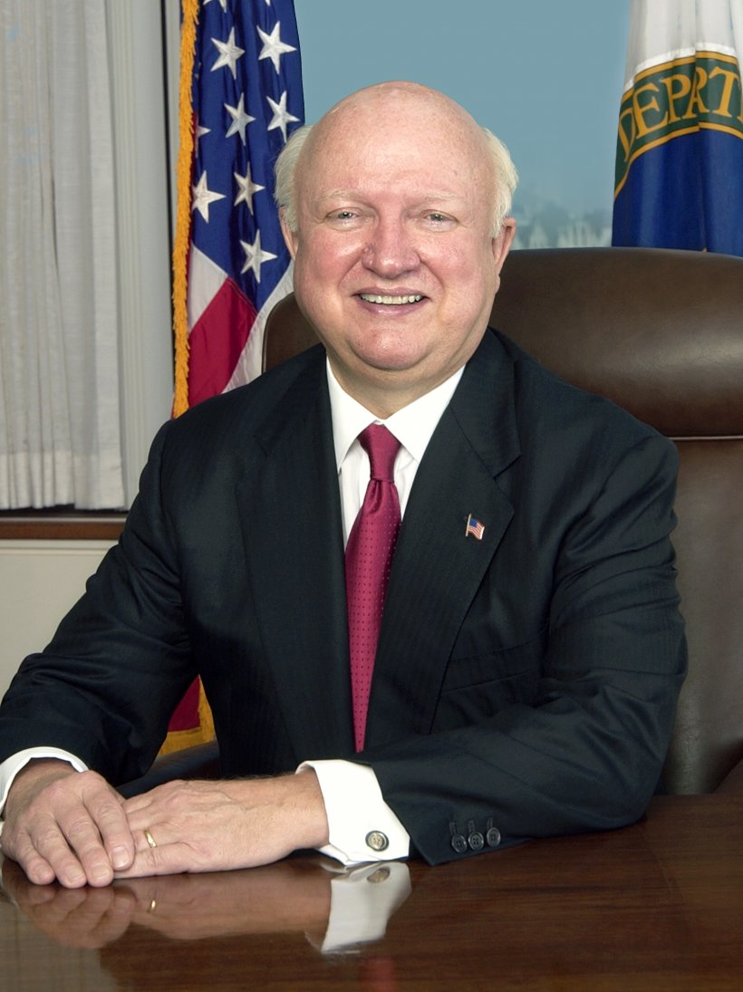 Secretary Samuel W. Bodman