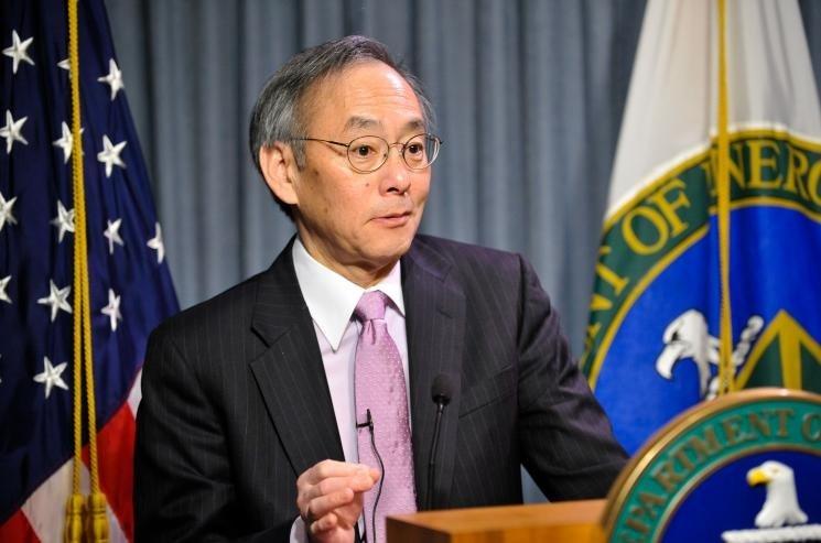 Energy Secretary Chu