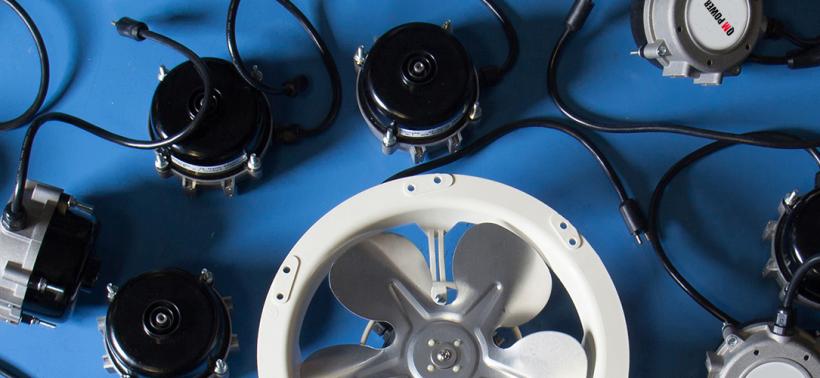 Q-Sync fan motor.