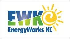 The logo for EnergyWorks KC.
