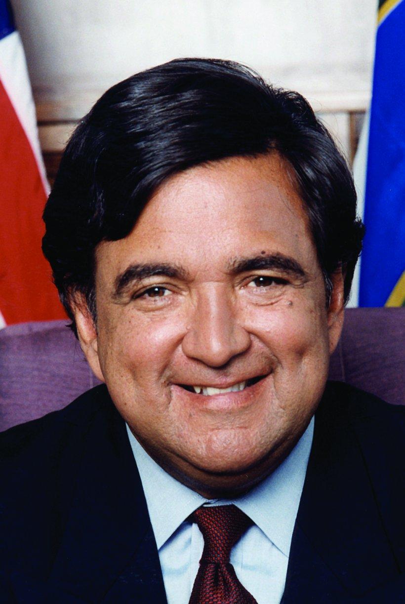 Secretary Bill Richardson