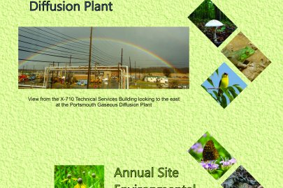 2013 Portsmouth Annual Site Environmental Report