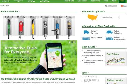 Alternative Fuels Data Center