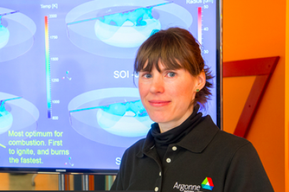 Argonne National Lab Givens Summer Associate Program