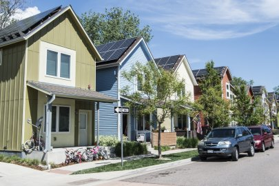 Solar Energy Guide for Homebuilders