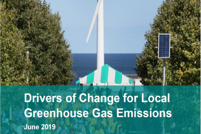Drivers of Change for Local Greenhouse Gas Emissions Toolkit
