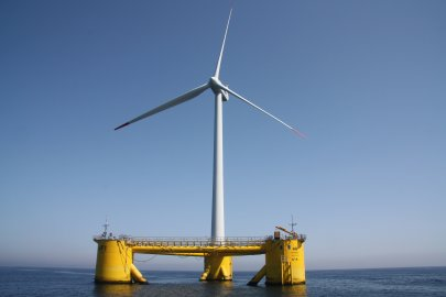 SpiderFLOAT Innovation Puts a New Spin on Offshore Wind