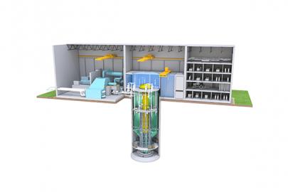 First U.S. Small Modular Boiling Water Reactor Under Development