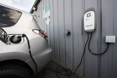 Electric Vehicles for Federal Fleets