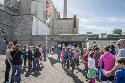The History of a Park Dedicated to the Manhattan Project Story