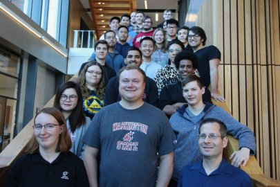 Collaboration Is Key for Washington State University Everett Wind Energy Team