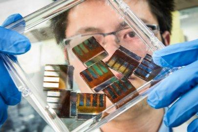Solar Photovoltaic Cell Basics