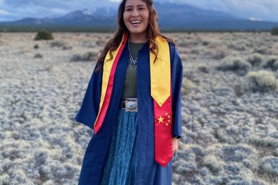 CWC Alum Goes Far with Passion for Renewable Energy