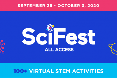 A Giant Virtual Science Festival? Coming Right Up!