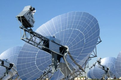 Dish/Engine System Concentrating Solar-Thermal Power Basics