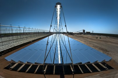 Linear Concentrator System Concentrating Solar-Thermal Power Basics