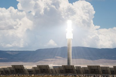 Power Tower System Concentrating Solar-Thermal Power Basics