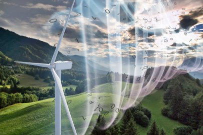 Multiscale Framework Simulates Utility-Scale Wind Power Plant in Its Natural Environment