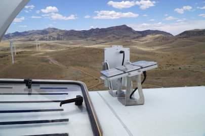 From Concept to Commercialization – Bat Deterrent for Wind Energy Goes Global