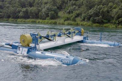 River Hydrokinetics Reduce Dependence on Diesel in Alaska