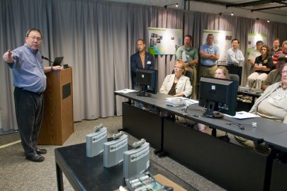 Argonne Fast-tracks Training in Nuclear Packaging
