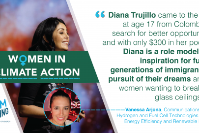 More Women Who Inspire Us in Climate Action