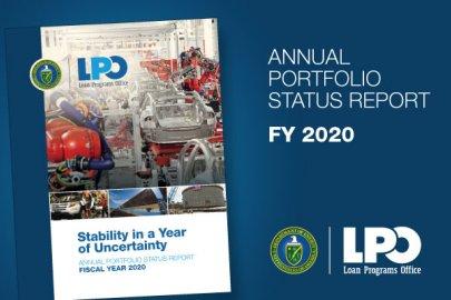 FY2020 Annual Portfolio Summary Report