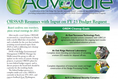 Advocate - Issue 82 - April 2021