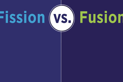 Fission and Fusion: What is the Difference?