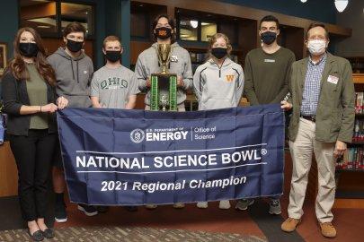 Wheelersburg High School Advances to DOE National Science Bowl®