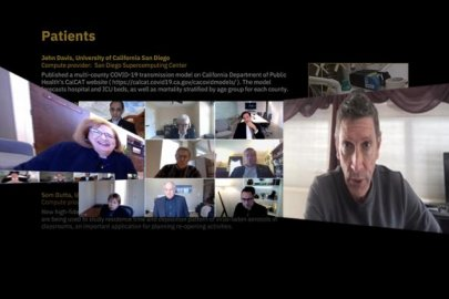 COVID-19 HPC Consortium reflects on past year