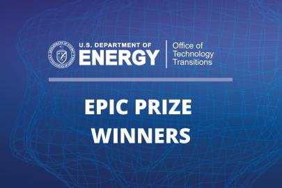 Celebrating EPIC Prize Winners