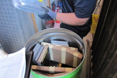 EM Sites Team Up to Conduct Virtual Waste Inspection