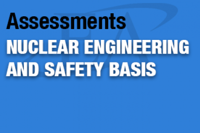 Assessment of the Triad National Security, LLC Nuclear Criticality Safety Program at the Los Alamos National Laboratory – May 2021