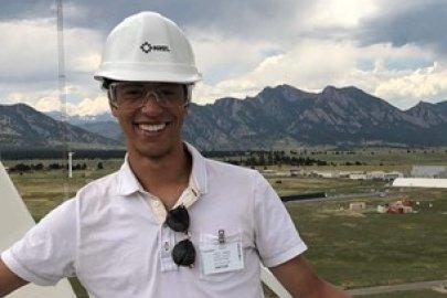 ORISE Graduate Fellow: Trent Dillon