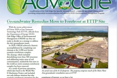 Advocate - Issue 83 - July 2021
