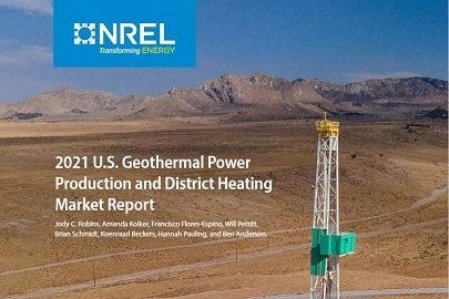 2021 U.S. Geothermal Power Production and District Heating Market Report
