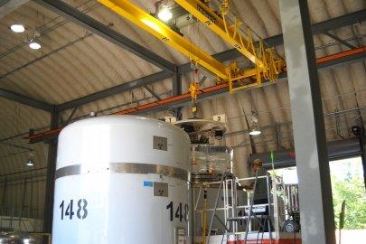 WIPP Marks 100 Shipments From Oak Ridge Waste Processing Center