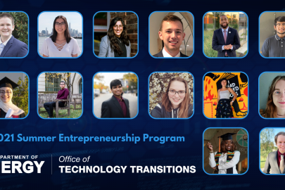 OTT Summer 2021 Entrepreneurship Program Recap