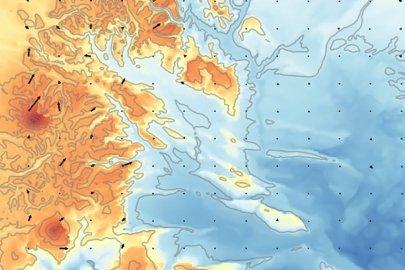 Updated Weather Model Captures Subtleties of Cold Pool Events