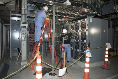 Lighting the way to modernization and strengthened security: Completion of electrical projects at Y-12 advances NNSA's critical enriched uranium production mission