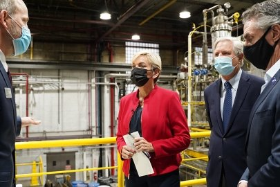 ICYMI: Secretary Granholm Visited North Dakota and Minnesota to Tour Clean Energy Infrastructure