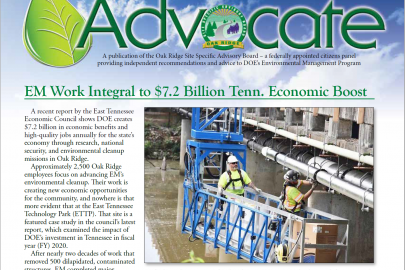Advocate - Issue 84 - October 2021