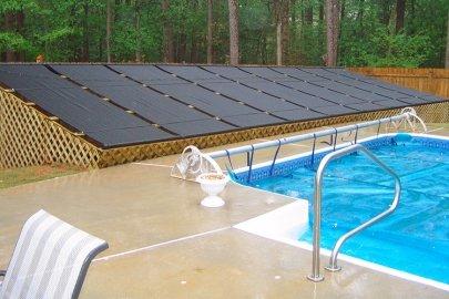 Solar Swimming Pool Heaters