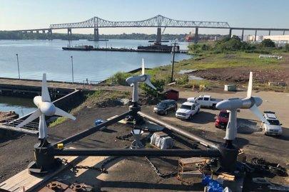 Tidal Testing Underway in New York's East River