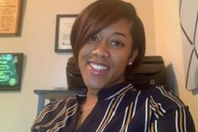 Janei Smiley, Minority Educational Institutions Division Intern, Office of Minority Programs