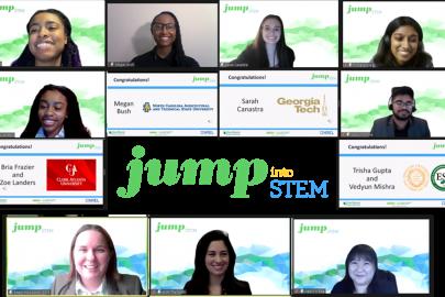 JUMP into STEM